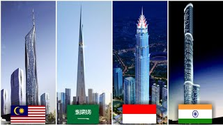 Top 10 List of Future Tallest Building in World 2020+
