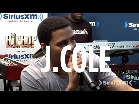 "J. Cole ""Crooked Smile"" // SiriusXM // Hip-Hop Nation"