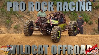 WIDE OPEN ROCK BOUNCER RACING WILDCAT OFFROAD PARK PRO ROCK RACING