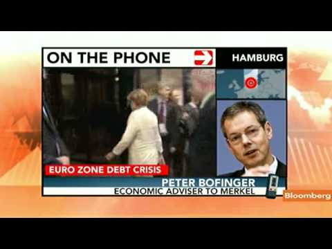 Bofinger Says Merkel, Sarkozy May Edge Toward Eurobonds