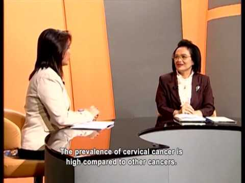 Cervical Cancer (English Subtitle)