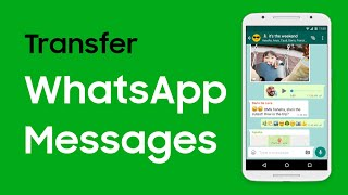How to Transfer WhatsApp Messages from iPhone to Samsung Galaxy S10/S9/S8/S7 ?