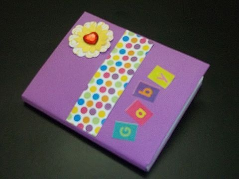 How to Decorate File Cover for Kids