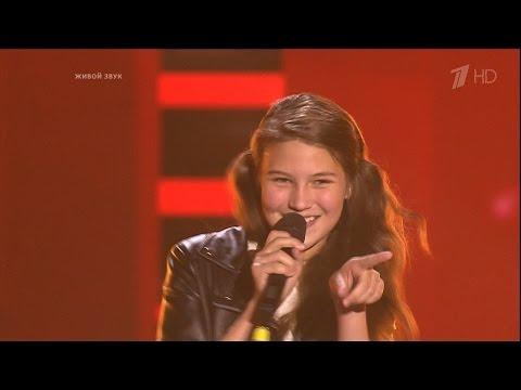 The Voice Kids Russia 2016. Ekaterina (Екатерина Осинцева) — «Mama Knows Best». Голос Дети 3