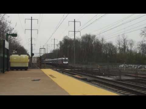 Princeton Junction High Speed Action - April 18, 2011