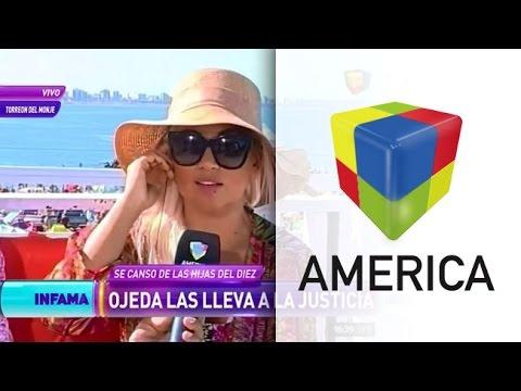 Verónica Ojeda quiere llevar a las Maradona a la Justicia
