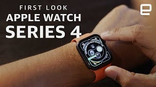 Apple Watch Series 4 First Look