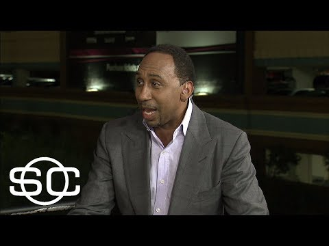 Stephen A. Smith reacts to Mayweather defeating McGregor   SportsCenter   ESPN