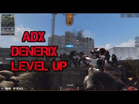 Level 70 Levelup - ADX DeNeRlX