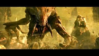 Starcraft II Wings of Liberty | All Game Cut Scenes Animation Compilation