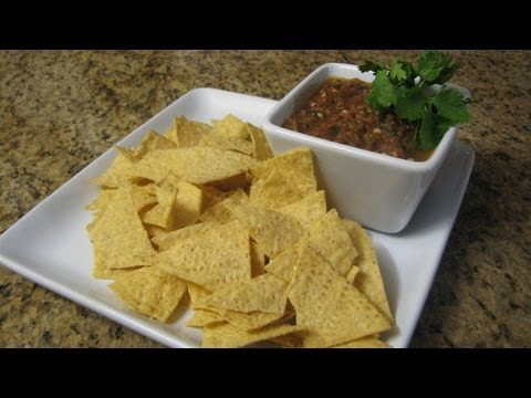 Roasted Salsa - Lynn's Recipes