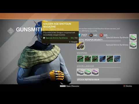 Destiny | Guía de Arma Exótica: Invective (Escopeta)
