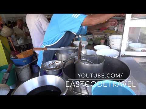 Penang Fishball noodle Koay Teow Thang