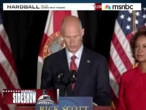 Rick Scott becomes the laughing stock of Spanish TV, EMBARRASSES himself in Spain