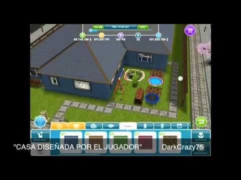 Sims Gratuito || Casas compradas con PV