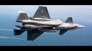 F-35s on board UK's newest aircraft carrier | We Are HMS Queen Elizabeth