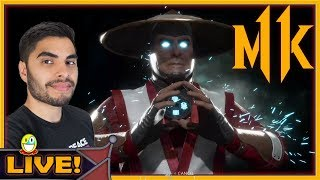 Raiden Main - Mortal Kombat 11