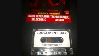 Judgement Day, DJ Selector C, Master Rhyme, Happy Series.