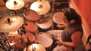 Jonathan Sanchez DRUM SOLO (IMPROVISATION)