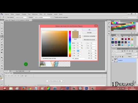 Como fazer um PNG no Photoshop CS6