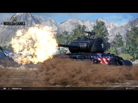 World of Tanks (Xbox One) Goldene Liga 20 : T25 Pilot 1