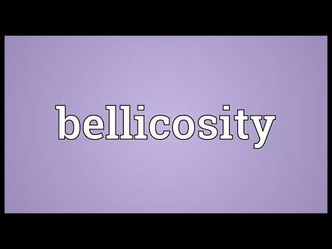 Header of bellicosity