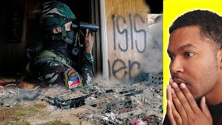 Philippines Special Forces | Hunt For ISIS Militants | MARAWI BATTLE