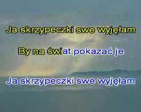 Karaoke Biesiadna - Skrzypeczki ( Www.letsing.pl )