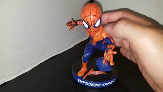 New York Mets Amazing Spider-Man Bobblehead Review