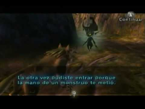 The legend of zelda twilight princess parte 9 Regreso a Ordon (Español)