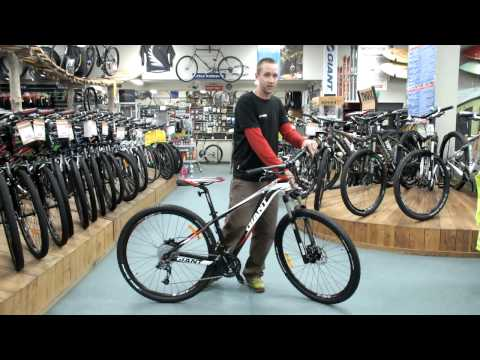 2013 Giant Talon 29er 0 Mountain Bike Review