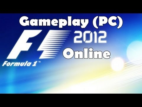F1 2012 Online - Gameplay On Hd 5850