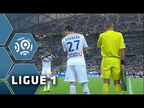 Olympique de Marseille - OGC Nice (4-0)  - Résumé - (OM - OGCN) / 2014-15
