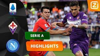 EEN ZEER VERMAKELIJKE WEDSTRIJD! 😁 | Fiorentina vs Napoli | Serie A 2021/22 | Sa