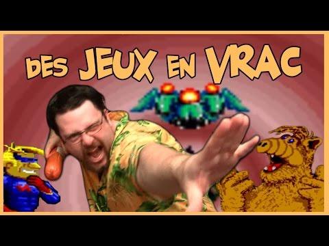 Joueur du Grenier - Des jeux en vrac !
