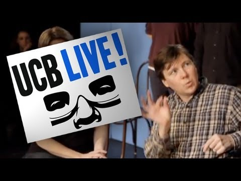 Terrible Restaurant Music: UCB Live!