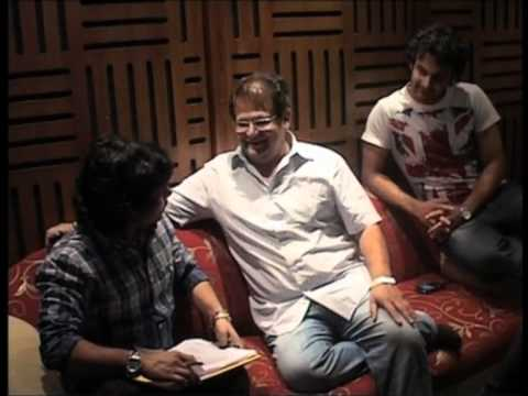 Dubhang Title Song Making - By Kailas Kher ..mp4 video