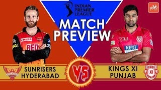 IPL 2018 KXIP Vs SRH Preview | Chris Gayle Vs Shikhar Dhawan | Key Stats on Match