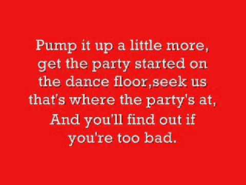 Pump up the jam songtext von salt n pepa lyrics for 1234 get your booty on the dance floor lyrics