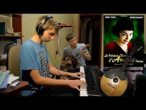 Amelie: Comptine d'un autre été by Yann Tiersen (tremolo cover)