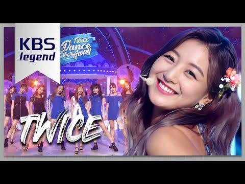 뮤직뱅크 Music Bank - Dance The Night Away - TWICE(트와이스).20180713