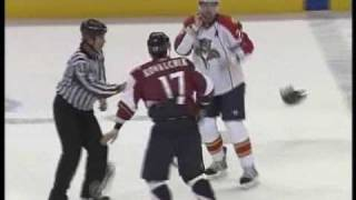Kovalchuk fights McCabe!