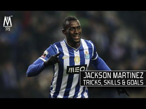 Jackson Martínez - Tricks, Skills & Goals   HD