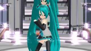 [MMD]-Vocaloid Fight