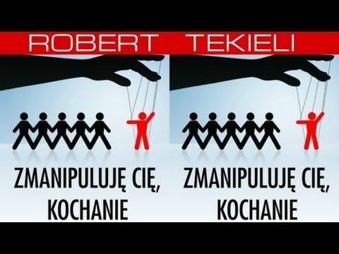 Zmanipuluję cię kochanie -  Robert Tekieli