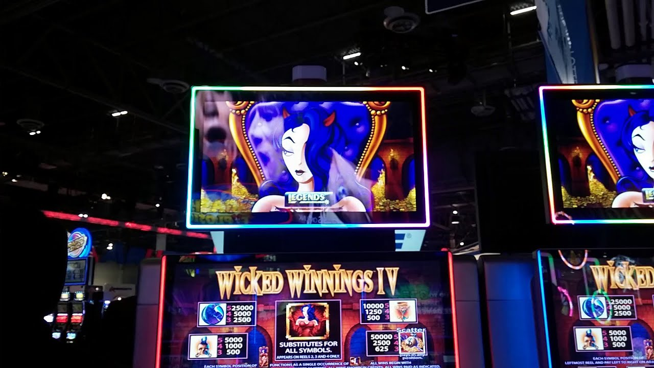 Wicked Riches™ Slot Machine Game to Play Free in WMS Gamings Online Casinos