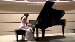 Sigismond Thalberg, Fantaisie from Souvenirs of Beethoven by Anna Yang (16 years old) HD