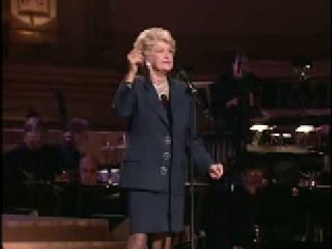 Ladies Who Lunch - Elaine Stritch
