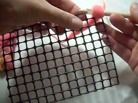 Instrucciones aguja nuk para hacer alfombras youtube for Precio de las alfombras persas