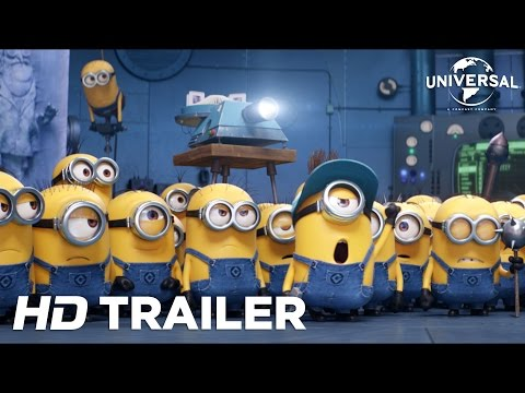 Despicable Me 3 (2017) Official Trailer 2 (Universal Pictures) HD